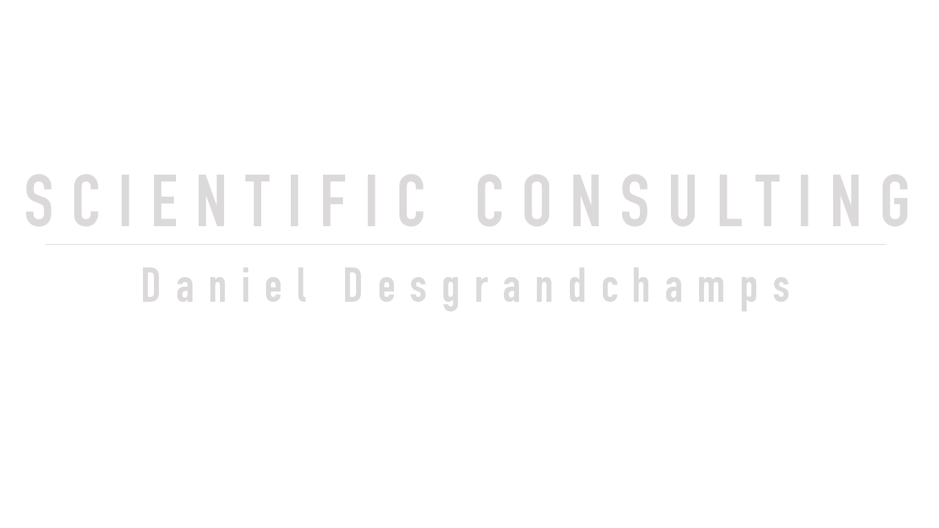 Scientific Consulting