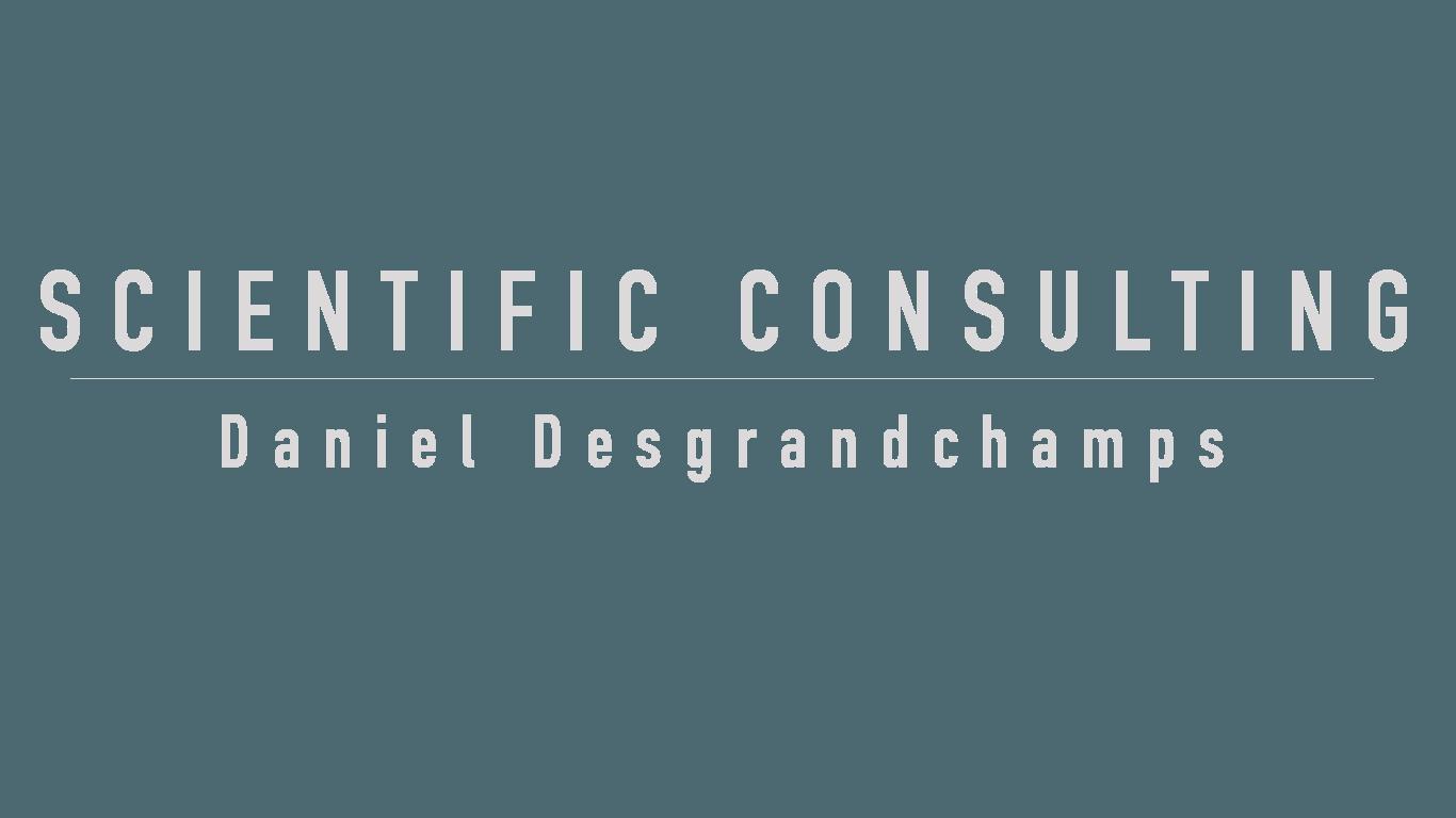 Scientific Consulting